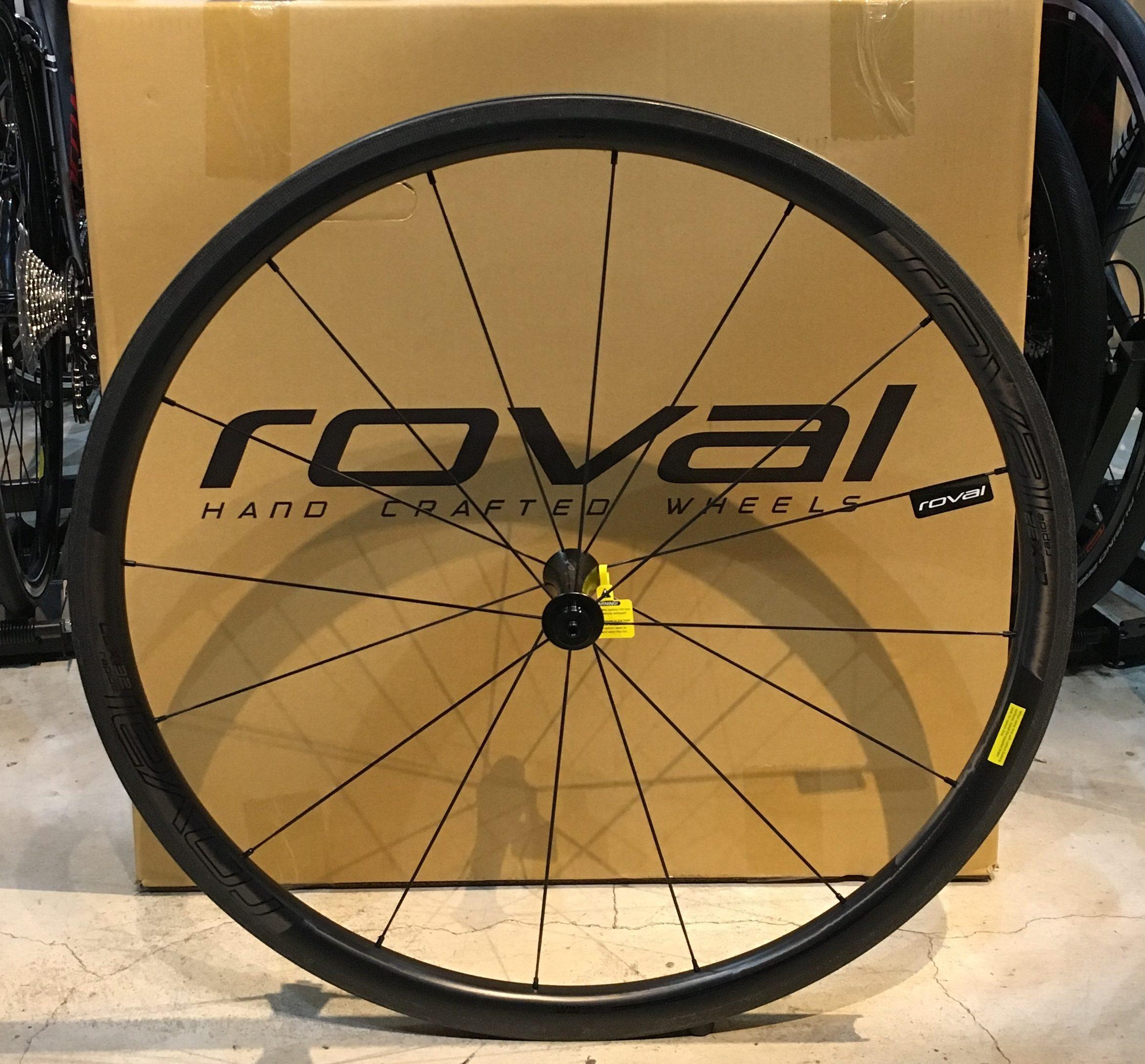 ROVAL Rapid CLX32 CLINCHER